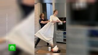Домашний балет от звезд Михайловского театра покоряет Интернет