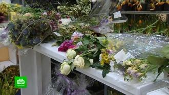 Коронавирусные ограничения могут уничтожить цветочный бизнес Петербурга