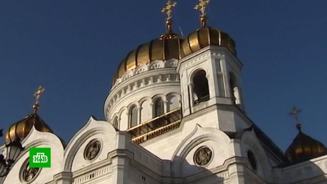 Православные отмечают Благовещение.патриарх, православие, религия, торжества и праздники.НТВ.Ru: новости, видео, программы телеканала НТВ