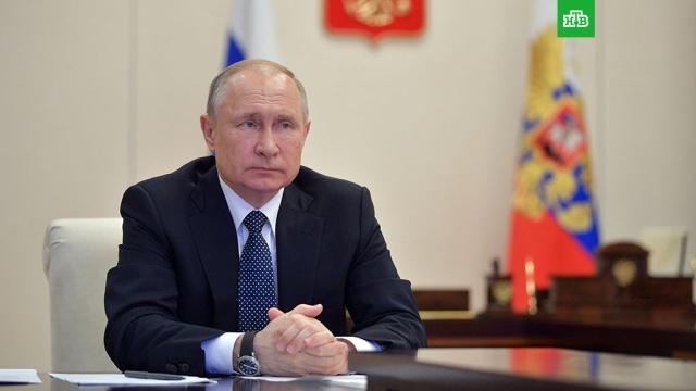 Путин: ситуация с коронавирусом в РФ непростая, но не безнадежная.Ситуация с коронавирусом в РФ непростая, но совсем не безнадежная, если действовать организованно, можно пройти этот этап с минимальными потерями, считает президент России Владимир Путин.Путин, болезни, коронавирус, эпидемия.НТВ.Ru: новости, видео, программы телеканала НТВ