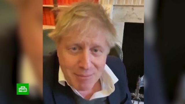 Трамп: США молятся за Джонсона.Великобритания, Джонсон Борис, США, Трамп Дональд, коронавирус, эпидемия.НТВ.Ru: новости, видео, программы телеканала НТВ