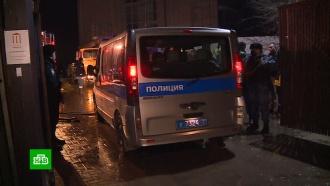Названа вероятная причина пожара вдоме престарелых вМоскве