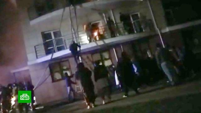 Сгоревший дом престарелых был самым дорогим вМоскве.Москва, пенсионеры, пожары, смерть.НТВ.Ru: новости, видео, программы телеканала НТВ