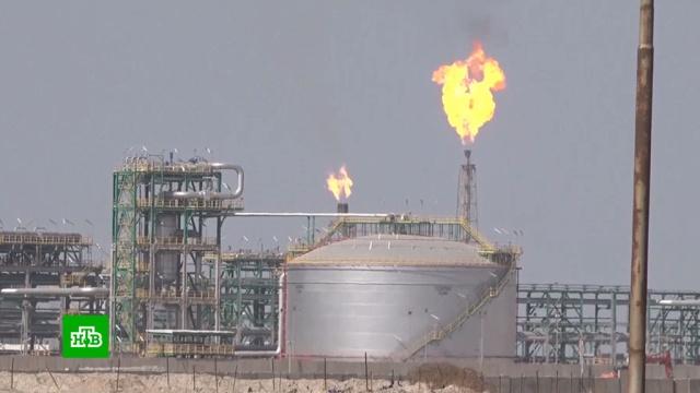 Bloomberg: страны ОПЕК+ согласовали сокращение нефтедобычи на 23%.нефть, ОПЕК, переговоры, экономика и бизнес.НТВ.Ru: новости, видео, программы телеканала НТВ