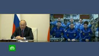Путин сообщил оновых переговорах по нефти