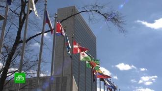 Небензя призвал вусловиях пандемии снять санкции сразвивающихся стран