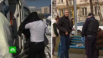 ВМоскве пойман первый нарушивший карантин автомобилист