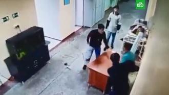 ВИркутске из психбольницы сбежали 6пациентов