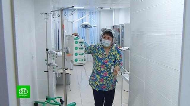 У маленького пациента онкоцентра под Петербургом обнаружили коронавирус.Санкт-Петербург, болезни, больницы, дети и подростки, коронавирус, онкологические заболевания, эпидемия.НТВ.Ru: новости, видео, программы телеканала НТВ