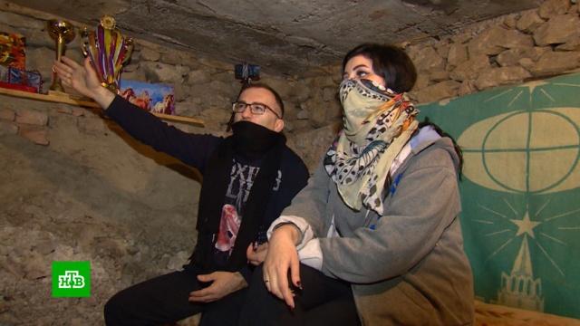 Житель Ставрополья поселился в бункере из-за страха заразиться COVID-19.Ставропольский край, жилье, коронавирус, эпидемия, недвижимость, строительство.НТВ.Ru: новости, видео, программы телеканала НТВ