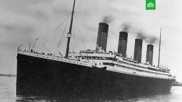 Как в«Пункте назначения»: что погубило «Титаник».Атлантический океан, ЗаМинуту, история, Титаник.НТВ.Ru: новости, видео, программы телеканала НТВ