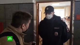 Сторонники Навального вЕльце устроили акцию, нарушив режим самоизоляции