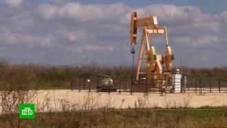 Нефть WTI подорожала почти на треть