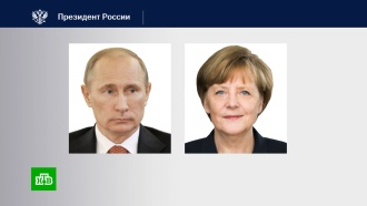 Путин иМеркель обсудили борьбу скоронавирусом