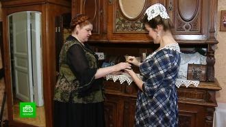 Петербурженка превратила в музей родовое гнездо в историческом центре