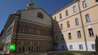 Коронавирус вМосковской духовной академии нашли у52человек