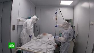 Петербургские врачи показали, как держат вахту на затяжной коронавирусной войне