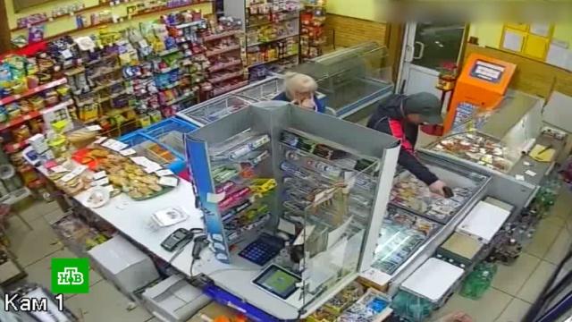 Сходил за хлебушком: смелый покупатель помог полиции поймать грабителей.Московская область, задержание, кражи и ограбления, криминал, магазины, нападения, полиция.НТВ.Ru: новости, видео, программы телеканала НТВ