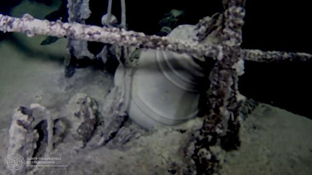 На дне Чёрного моря нашли затопленный немцами теплоход.Великая Отечественная война, Вторая мировая война, история, кораблекрушения, корабли и суда.НТВ.Ru: новости, видео, программы телеканала НТВ