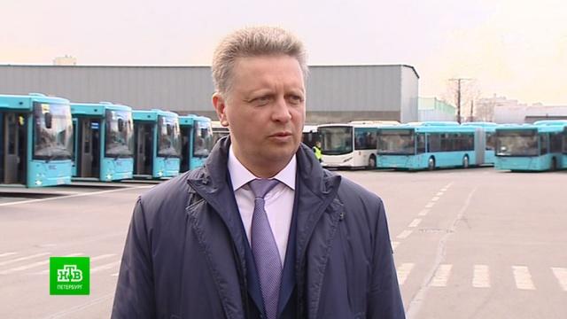 Из-за коронавируса вПетербурге откладывается транспортная реформа.Санкт-Петербург, Смольный, автобусы, коронавирус, общественный транспорт.НТВ.Ru: новости, видео, программы телеканала НТВ