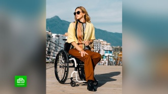 Как парализованная фристайлистка борется за свое здоровье вИспании