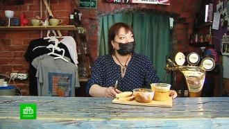 Потерявших работу петербуржцев кормят благотворительными обедами