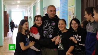 Бизнесмен из Новосибирска устроился воспитателем вдетдом