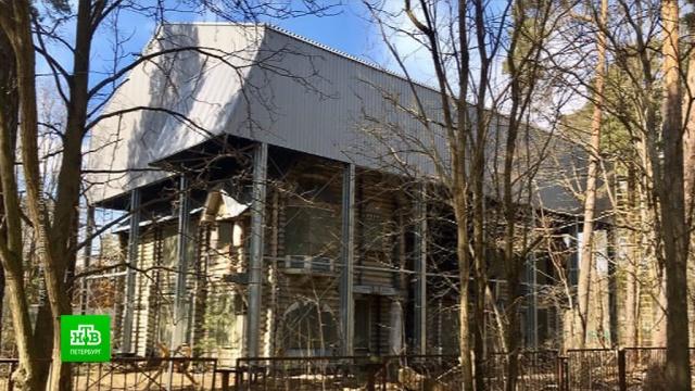 Реставраторы возрождают «дом-сказку» вСестрорецке.Санкт-Петербург, архитектура, реконструкция и реставрация.НТВ.Ru: новости, видео, программы телеканала НТВ