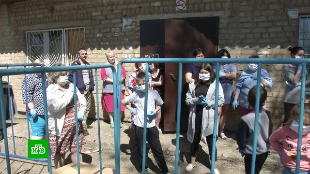 В оренбургском общежитии продлили жесткий карантин из-за нового случая COVID-19.больницы, Саратовская область, Удмуртия, здоровье, болезни, врачи, эпидемия, коронавирус, общежитие, Оренбургская область.НТВ.Ru: новости, видео, программы телеканала НТВ