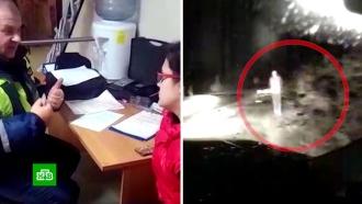ГИБДД обвиняет сельскую учительницу в пьяном вождении без прав