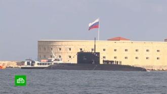 Как отмечают День Победы вгородах морской славы России