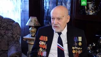Блокадник Семён Беляев написал историю военного детства