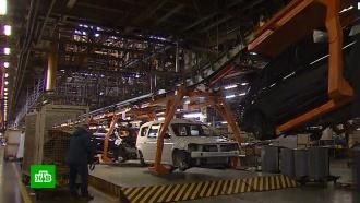 Продажи «АвтоВАЗа» вапреле сократились втри раза