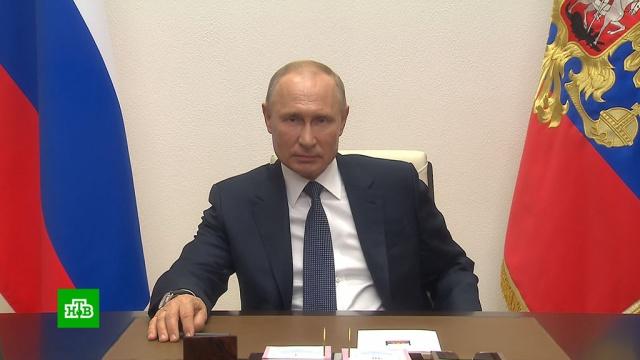 Эпидемия COVID-19 ирежим самоизоляции: Путин готовится ксовещанию сминистрами.Песков, Путин, болезни, карантин, коронавирус, эпидемия.НТВ.Ru: новости, видео, программы телеканала НТВ
