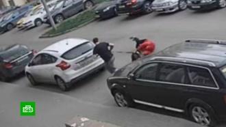 Задержан москвич, натравивший собаку на женщину <nobr>из-за</nobr> цветов