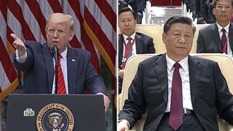 Эксперты: Трамп может развязать войну против Китая.НТВ.Ru: новости, видео, программы телеканала НТВ