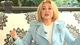 Вилли Токарев пообещал Успенской, что 3песни «будут кормить ее всю жизнь»