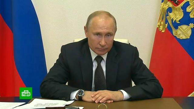 Путин призвал мусульман отметить Ураза-байрам дома.Путин, ислам, коронавирус, религия, торжества и праздники.НТВ.Ru: новости, видео, программы телеканала НТВ