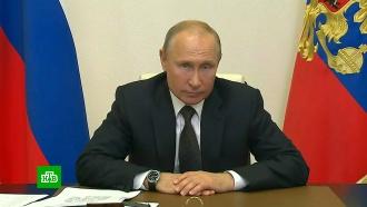 Путин призвал мусульман отметить <nobr>Ураза-байрам</nobr> дома