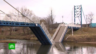 «Звезды так сошлись»: в Ярославской области выясняют причины обрушения моста за 20 млн