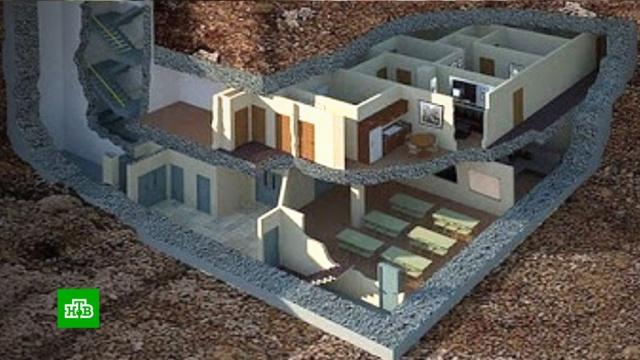 ВРоссии резко вырос спрос на бункеры.строительство, жилье, недвижимость.НТВ.Ru: новости, видео, программы телеканала НТВ