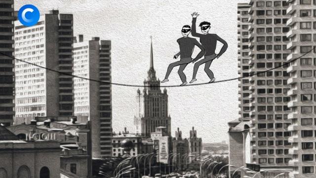 На высоте: самые изобретательные воры 70-х.Москва, СССР, короче, кражи и ограбления.НТВ.Ru: новости, видео, программы телеканала НТВ