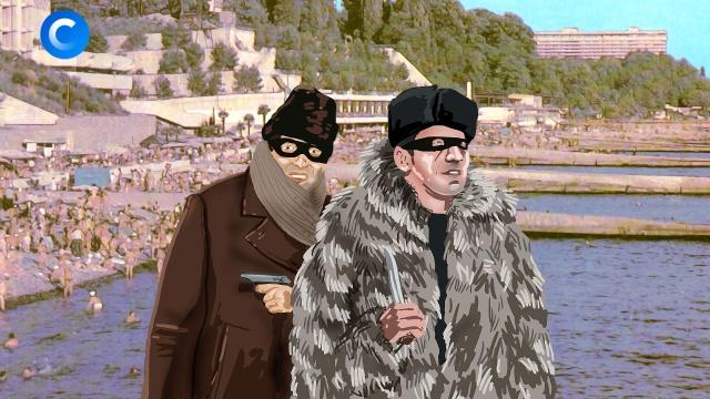 Криминальные гастроли «джентельменов неудачи».короче.НТВ.Ru: новости, видео, программы телеканала НТВ