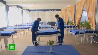 Санатории Краснодарского края готовятся принять первых гостей вначале июня