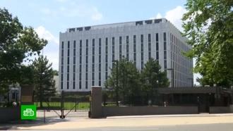 Посольство РФ добилось от Bloomberg правки материала о<nobr>COVID-19</nobr> вРоссии