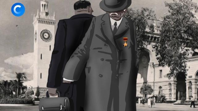 Шпион из Ленинграда.НТВ.Ru: новости, видео, программы телеканала НТВ