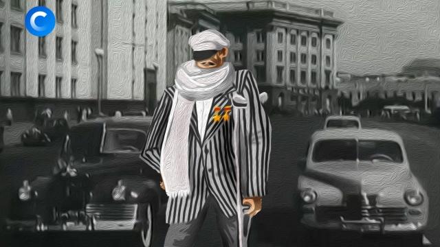 Безногий Бендер.НТВ.Ru: новости, видео, программы телеканала НТВ
