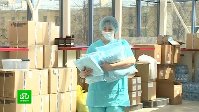 Петербургским больницам не хватает медсестер.Санкт-Петербург, больницы, коронавирус, медицина, эпидемия.НТВ.Ru: новости, видео, программы телеканала НТВ