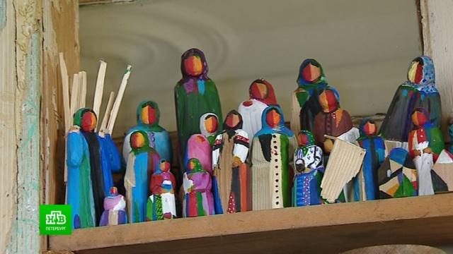 Настольное сумо ибабушкина скульптура: как творчески проводят время на самоизоляции.Санкт-Петербург, Япония, коронавирус, скульптура.НТВ.Ru: новости, видео, программы телеканала НТВ