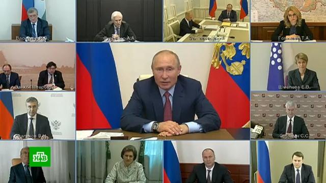 Путин призвал вузы «не задирать цены» на обучение во время пандемии.вузы, ЕГЭ, коронавирус, образование, Путин, школы, эпидемия.НТВ.Ru: новости, видео, программы телеканала НТВ